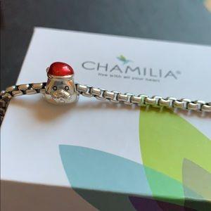 Chamilia Christmas Walrus Charm